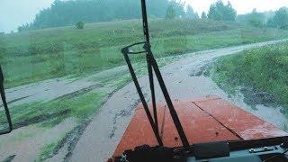 Потоп в поле!