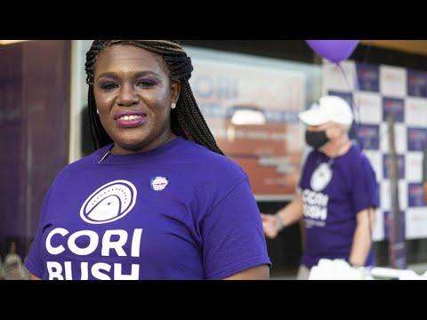 BREAKING! Justice Democrat Cori Bush DEFEATS 20-yr Incumbent Laci Clay Jr. in MO-01