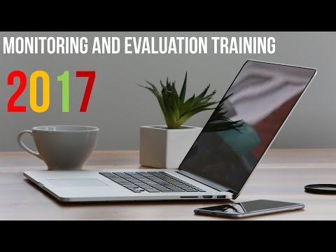monitoring and evaluation course - A 100% Free monitoring and ...