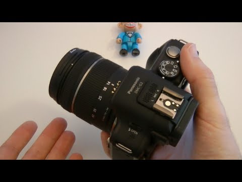 Panasonic Lumix DMC-G3 Full Review