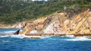 St. John and St. Thomas - Emerald Princess Caribbean Cruise (Day 4)