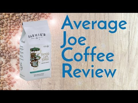 Barnie's Cafe Blend Coffee Review