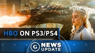 "HBO Now Launches on PS4/PS3 With PlayStation Vue ""Ultra"" Plan - GS News Update"