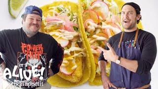 Brad and Matty Matheson Make Fish Tacos | It