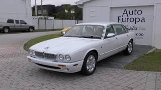 This 2001 Jaguar XJ8 Vanden Plas is elegant luxury and more reliable than you think