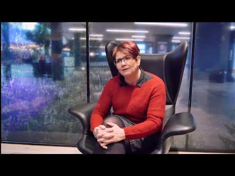 Intervju med Heidi Merete Rudi, ass. direktør i Helsetilsynet under erfaringskonferanse om spesialisthelsetjenester til pasienter med psykiske lidelser og samtidige ruslidelser