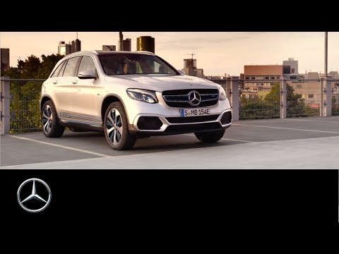 Mercedesbenz  Glc Class Паркетник класса J - рекламное видео 4