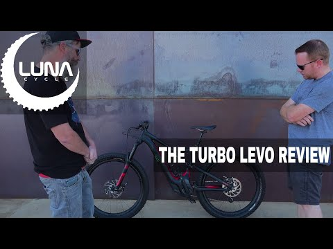 Specialized Turbo Levo Electric Bike  Review