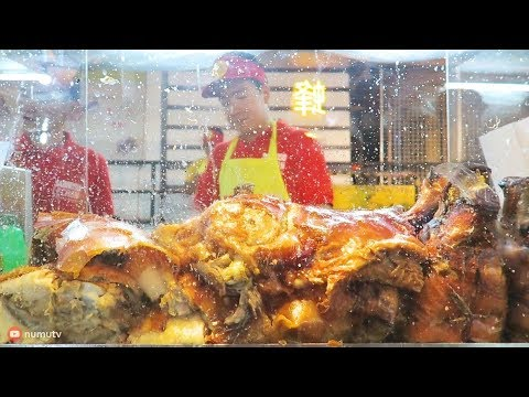 Philippines Street Food in MANILA CHINATOWN | Chinese New Year 2018 and NEVER-ENDING Street Food!
