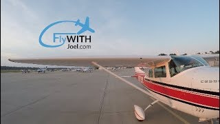 Cessna 182 IFR Flight - Knoxville to Myrtle Beach