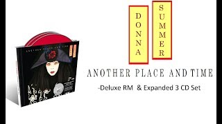 Unboxing: Another Place and Time - Donna Summer (Expanded Deluxe Edition)
