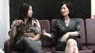 葉劉淑儀女士與女兒葉榮欣對話Regina Ip & Cynthia Ip