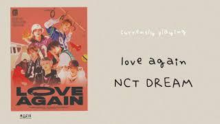 NCT DREAM 엔시티드림 '사랑은 또다시 (Love Again)' [AUDIO]