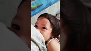 [Nirvana Moon] My Breastfeeding cute lil Baby 😍🌛 @1yr 3mos
