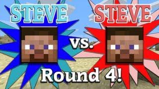 Steve vs. Steve - A Minecraft Rivalry - EP04
