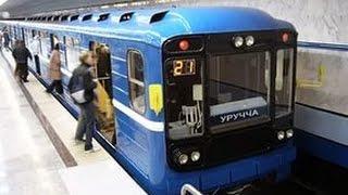 Московская линия Минского метро в [Trainz12]