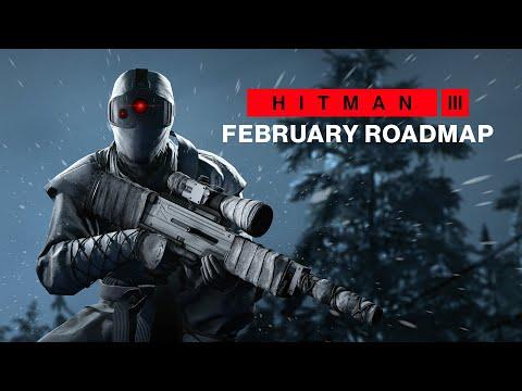 Feuille de route de février de Hitman III