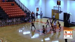 Tahlequah Lady Tigers hosting Booker T. Washington Lady Hornets