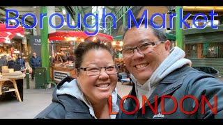 Borough Market, London | Ultimate Foodie Adventure!
