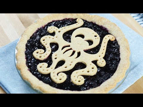 DAIRY FREE BLUEBERRY OCTO-PIE - NERDY NUMMIES