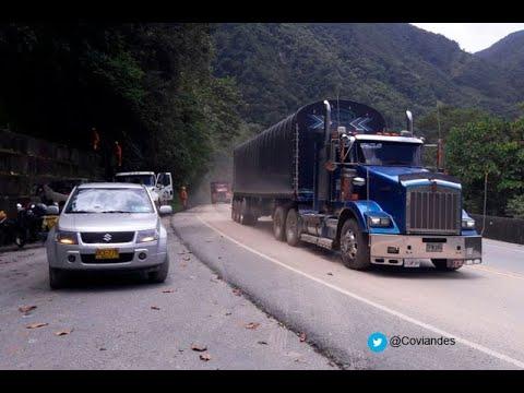 Reabren paso en la via Bogota – Villavicencio | Noticias Caracol
