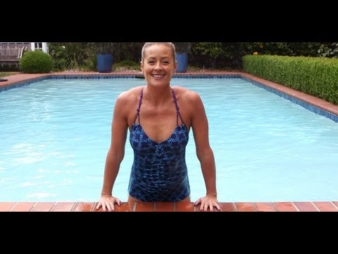 Pool Exercises to Burn Calories | Full Body Workout | Fitness How To