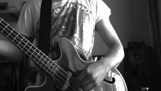 Charles Bradley - Confusion (bass cover)