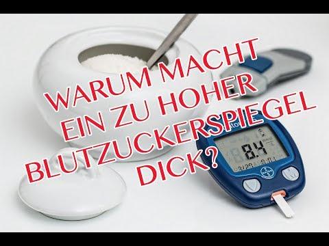 Zirrhose mit Diabetes
