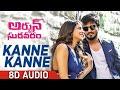 [8D song] Kanne Kanne Song - Arjun Suravaram - Nikhil Siddhartha, Lavanya Tripati | Sam C S