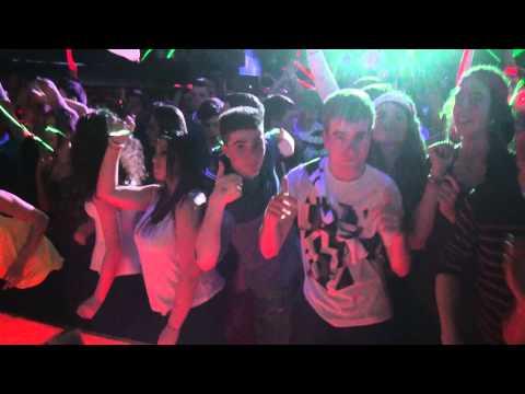 DISCOTECA ANACONDA - JALEO! EDM SHOW PARTY (15/02/2014)