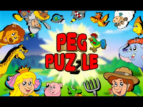 Video of Peg Puzzle Games for Kids Free