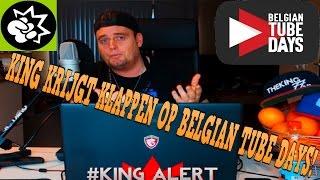 Vlog 237: KINGALERT KRIJGT KLAPPEN   HEFTIGE REACTIE   GAAT FOUT   LOOPT UIT DE KLAUWEN