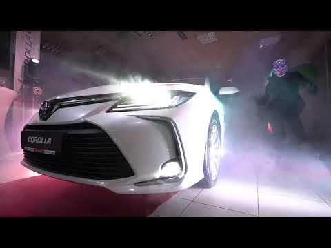 Toyota  Corolla Седан класса C - рекламное видео 3