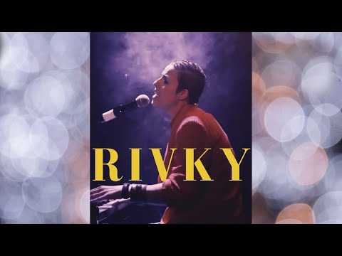 "This is a singer I work and write with named Rivky, and here we are playing her song ""Beneath the Greenless Garden."""