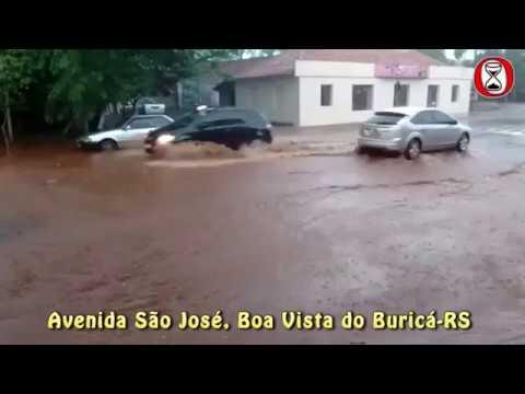 Chuva Boa Vista do Buricá