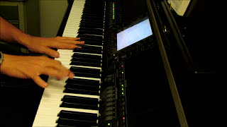 Love Lifted Me - piano instrumental hymn