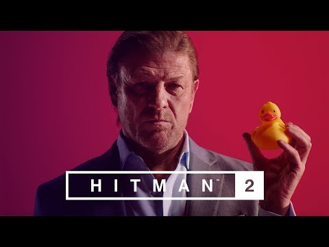 HITMAN 2 – Official Live-Action Launch Trailer thumbnail