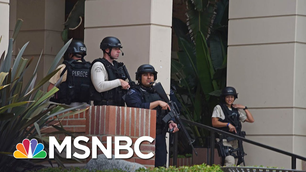 LAPD Chief: UCLA Shooting Was Murder-Suicide | MSNBC thumbnail