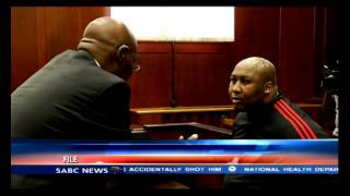 Axe Murderer Gets Five Life Sentences