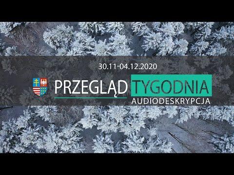 TYGODNIOWY SKRÓT WYDARZEŃ Z REGIONU ŚWIĘTOKRZYSKIEGO Audiodeskrypcja