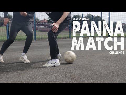 Panna Match Challenge | Silas vs Kieran | 1v1 Game