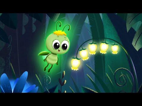 Бурёнка Даша. Светлячки | Песни для детей