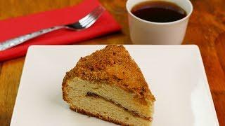 Coffee Cake Recipe – How to Make a Coffee Crumb Cake