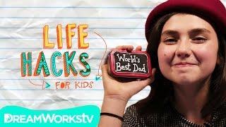 Just For Dad Gift Hacks I LIFE HACKS FOR KIDS
