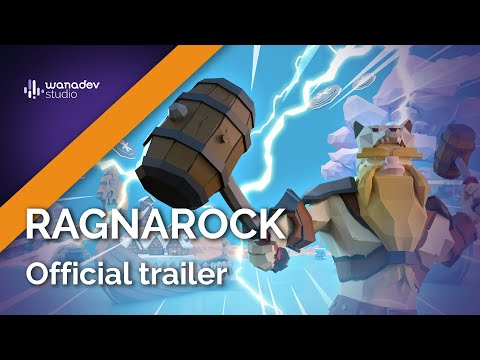 Official Trailer de Ragnaröck