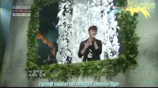 2AM - Even If I die, I can't let you go Live comeback romaji
