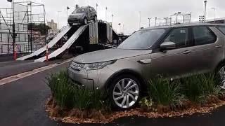 Test Drive Land Rover - Salão do Automóvel 2016 #S