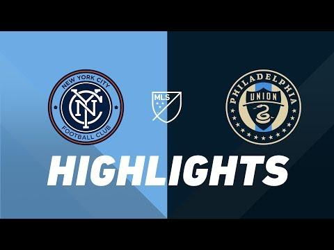 NYCFC vs. Philadelphia Union | HIGHLIGHTS – June 292019