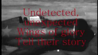Sabaton - Night Witches [UNOFFICIAL] lyric`s video