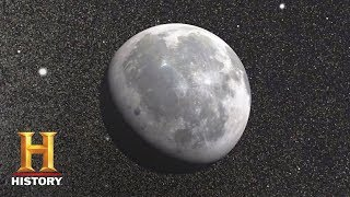 Ancient Aliens: Is the Moon Natural or Artificial? | Fridays 9/8c | History